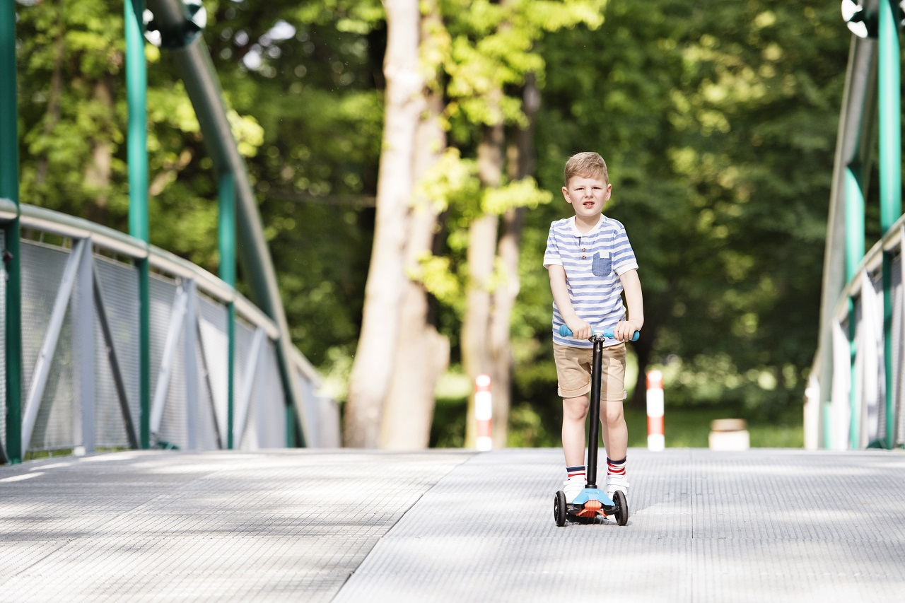 Why More Children Should Scoot to School